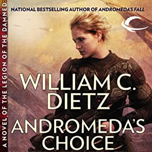 Andromeda's Choice Audiobook