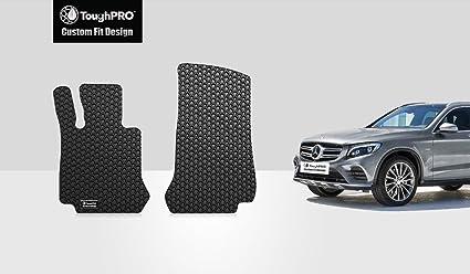 Genuine Mercedes-Benz X253 GLC All Season Rubber Floor Mats NEW Front Set of 2