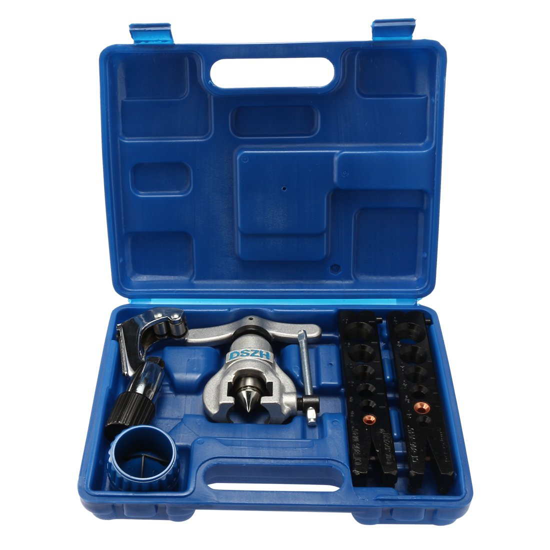 uxcell CT-808 45 Degree Eccentric Cone Type Tube Flaring Tools Set