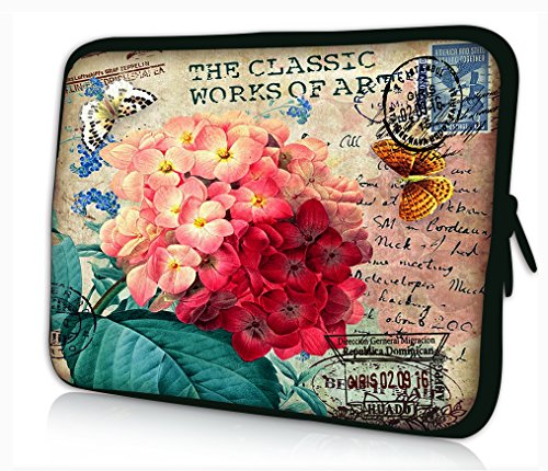 ProfessionalBags Universal 12 inches Laptop Netbook Bag Sleeve Case Cover for 11.6 12 12.1 12.2 inch Apple HP DELL Acer Samsung ASUS Notebook Tablets,Nice - Apple Nice