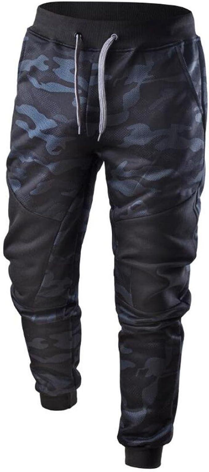 Hombre Pantalón Pantalones Deportivos Hombre Primavera Casual ...