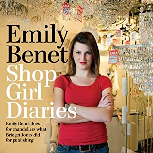 book cover of Shop Girl Diaries