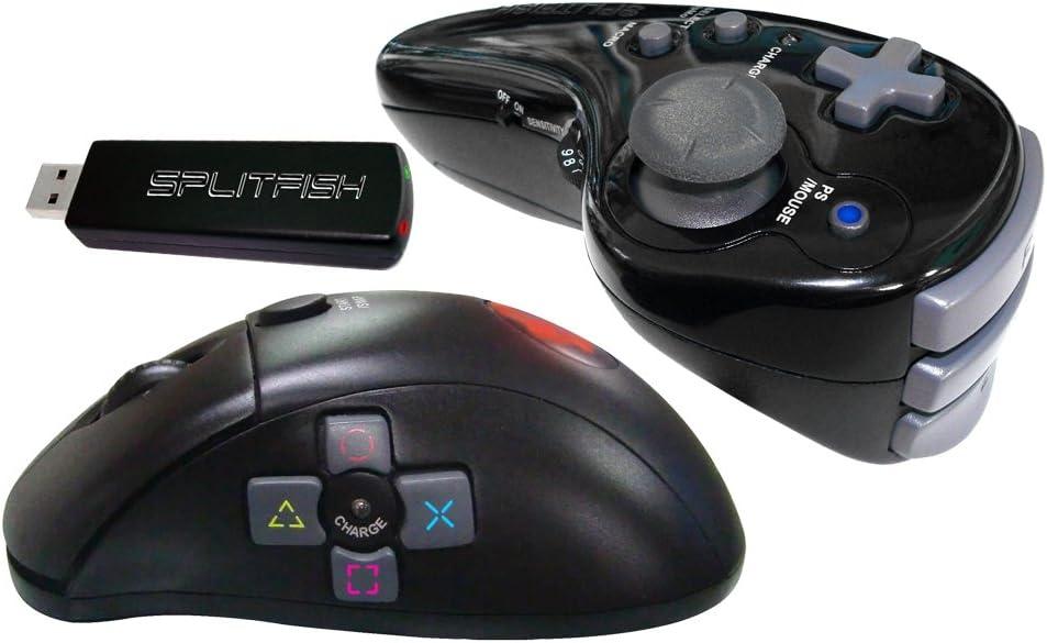 Amazon com: Dual SFX Frag Pro - Wireless for PS3 & PC V3 4