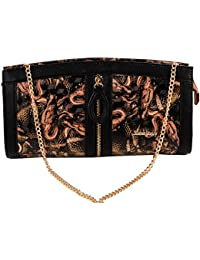 064c738351 Women's Girls Punk Zipper Design Fashion Outdoor Evening Clutch Handbag Bag ,FB90021