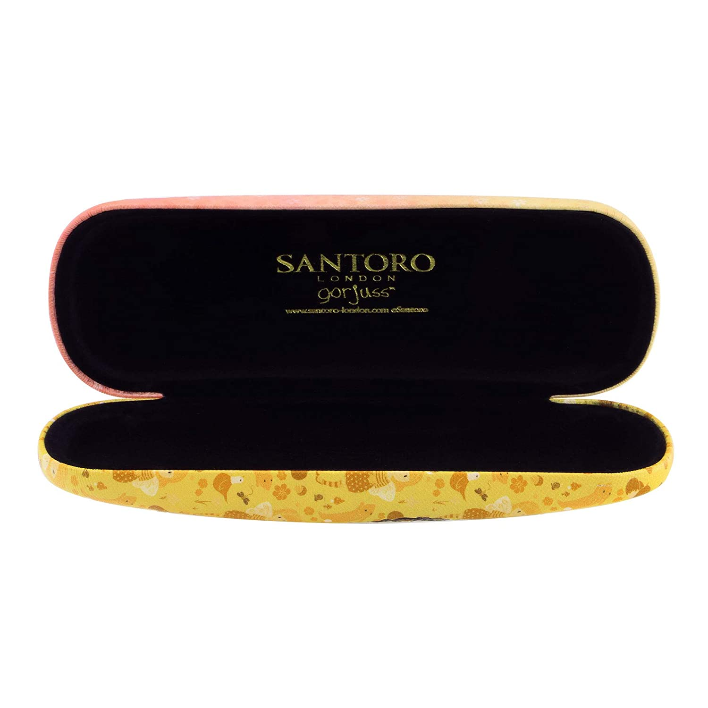 Biene geliebt Brillenetui von Santoro nur Biene Ursache