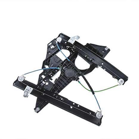 A-Premium Power Window Regulator with Motor and Panel for Ford Expedition Lincoln Navigator 2003-2006 Front Left Driver Side