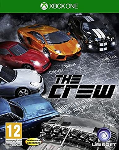 The Crew: Amazon.es: Videojuegos