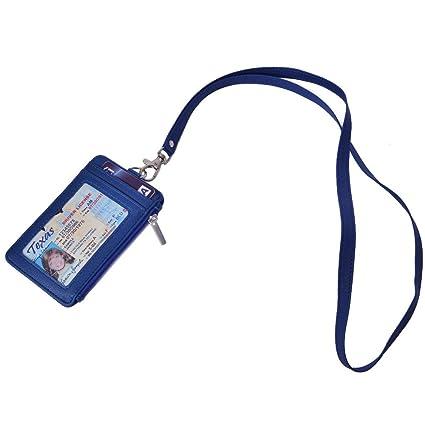 Yeeasy - Soporte para tarjeta identificativa con cordón para el ...