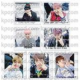 BTS bangtan boys you never walk alone like a v wide polaroid photo set