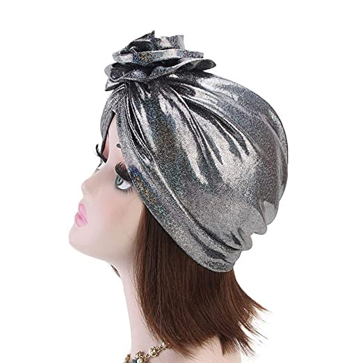 cecad6e4396 Solid Color Velvet Pleated Turban Hats