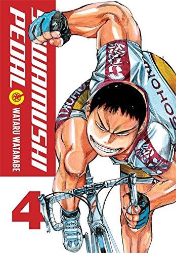 Yowamushi Pedal, Vol. 4 (Juvenile Pedals)