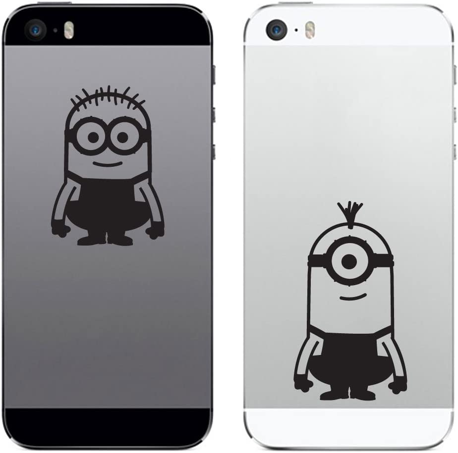 Tech Tattz Despicable Me Minion Vinyl Decal Sticker for Phone Tablet Computer