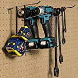 Neiko 53100A 4-Inch Pegboard Hooks and Organizer