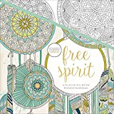 Kaiser Craft Kaisercolour Coloring Book Free Spirit (8 Pack)