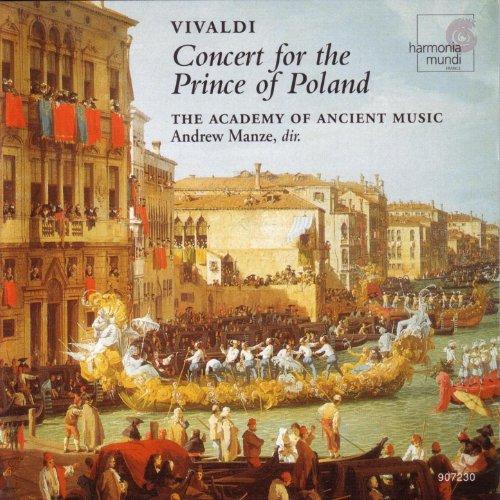 Vivaldi: Concert for the Princ...