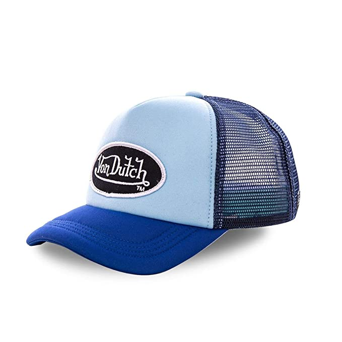 Von Dutch Gorra de béisbol Trucker de Espuma para Hombre (Azul)