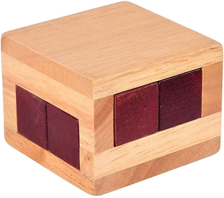 Ogquaton Un rompecabezas de madera para juegos mentales,un rompecabezas,una caja de cerraduras,juguetes para adultos.: Amazon.es: Juguetes y juegos
