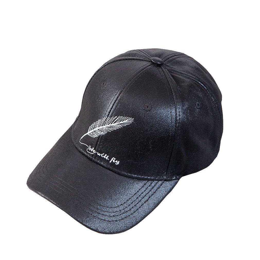 KY Cosplay HAT ユニセックスアダルト One Size ブラック B078Y2WC13