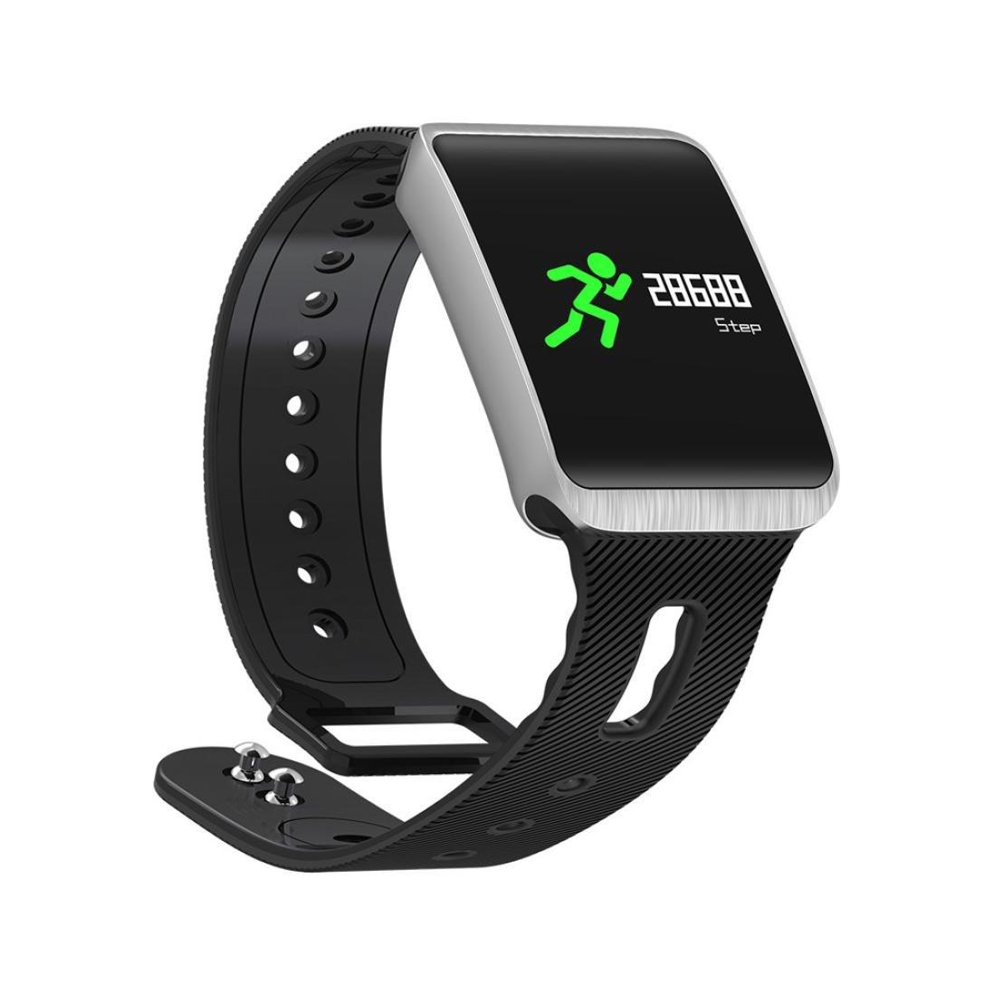 tiean TF1 actividad Fitness Tracker, la presión arterial ...