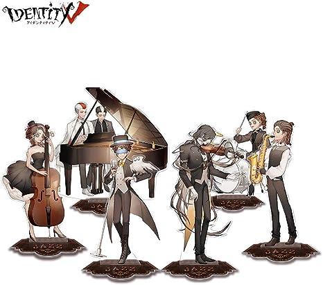 ヴァイオリニスト 第 五 人格