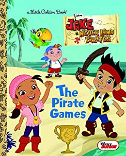 free jake and the neverland pirates games ebook