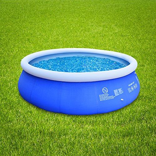 Swimmingpool aufblasbar for Pool komplettset