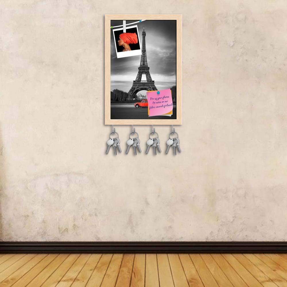 Amazon.com: Artzfolio Torre Eiffel & Old Red Car Paris ...