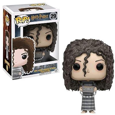 Funko POP! Prisoner Bellatrix Lestrange #29: Toys & Games