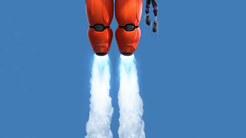 Posterhouzz Movie Big Hero 6 Baymax Hd Wallpaper Background