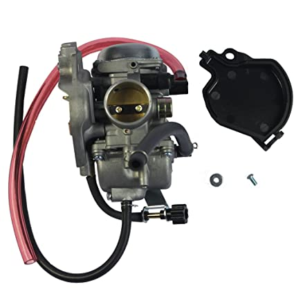 amazon com: carburetor for 2003-2007 kawasaki kvf360 prairie 360 15003-1686  2x4 4x4 carb: automotive