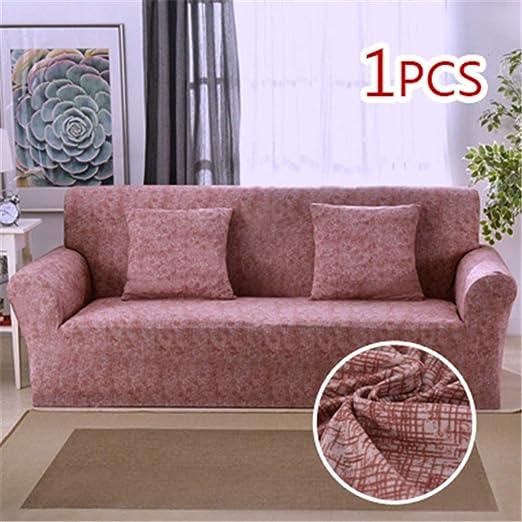 Fundas de sofá elásticas universales con diseño de cruz para ...