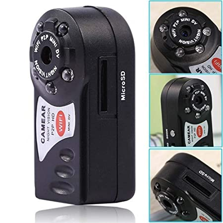 Amazon.com : Original md81s WiFi IP p2p Wireless Mini Camera Micro cam Remote Control iOS Android app Camcorder Video espia Action Candid : Camera & Photo
