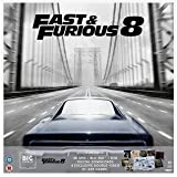 Fast And Furious 8 Big Sleeve Edition 4K Ultra HD + Blu Ray+ DVD + Art Cards / Region Free.