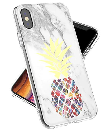 Giveaway iphone xs max case marble clear