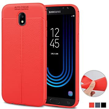 samsung galaxy j5 2017 coque rouge
