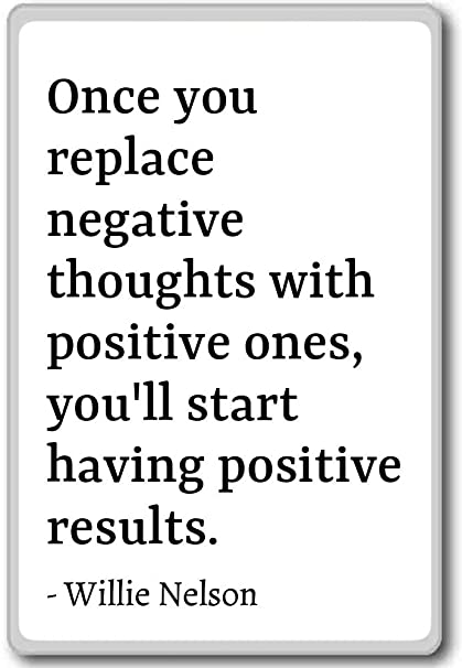 Amazoncom Once You Replace Negative Thoughts With Posit