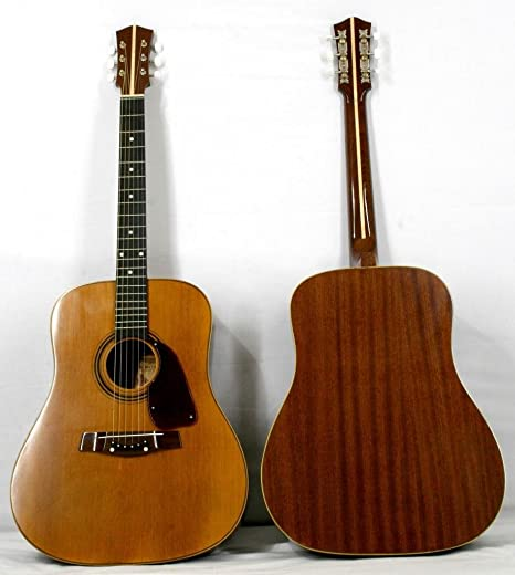 musikalia Guitarra Jumbo Acoustic Folk de Luthier, 6 cuerdas, con ...