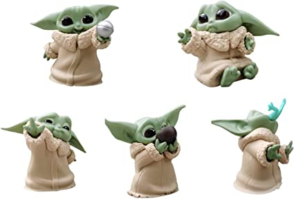 The Mandalorian The Child Don/'t Leave Bounty Collection STAR WARS Baby Yoda