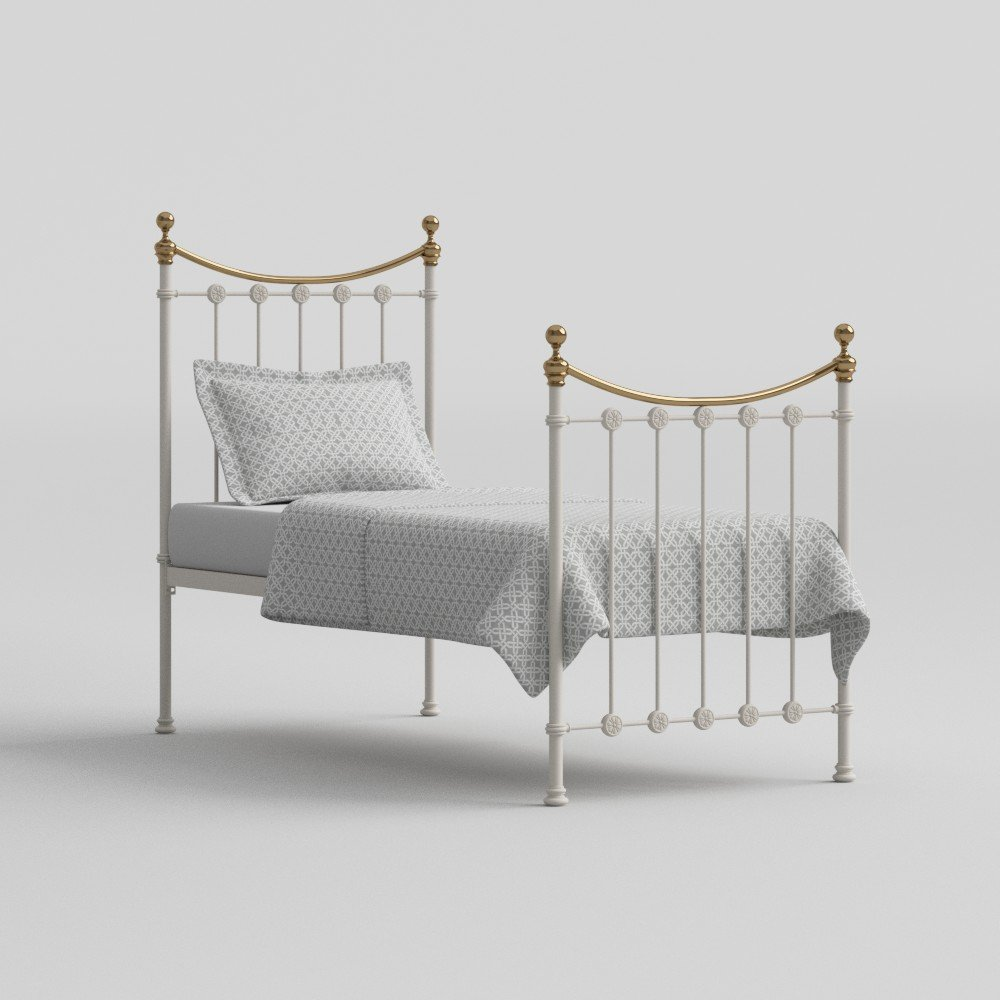 The Original Bed Co. Carrick Messing Eisen Metall Betten Messingbett ...