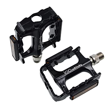Road Bike Bicycle Aluminum Alloy Platform Pedals