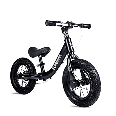 Amazon.com: Bicicleta de equilibrio para niños, sin pedal ...