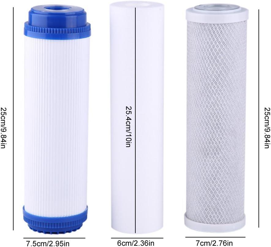 Filtro Elementos Sistema de Filtración de Agua Purifica Recambio ...