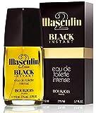 Masculin 2 Black Instant by Bourjois Unisex Perfume - Eau de Toilette, 112 ml