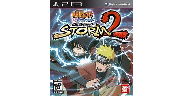 Naruto Shippuden Ult Ninja Storm 2 [Importación italiana ...