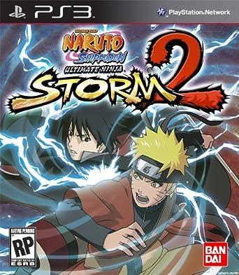 Amazon.com: PS3 - Naruto Shippuden: Ultimate Ninja Storm 2 ...