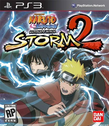 PS3 - Naruto Shippuden: Ultimate Ninja Storm 2 - [PAL EU]