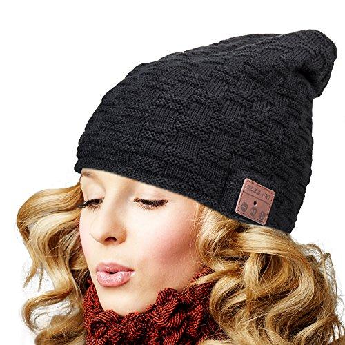 cc2d2df7536 ... Women Winter Fitness. hot sale Bluehresy bluetooth Beanie Hat