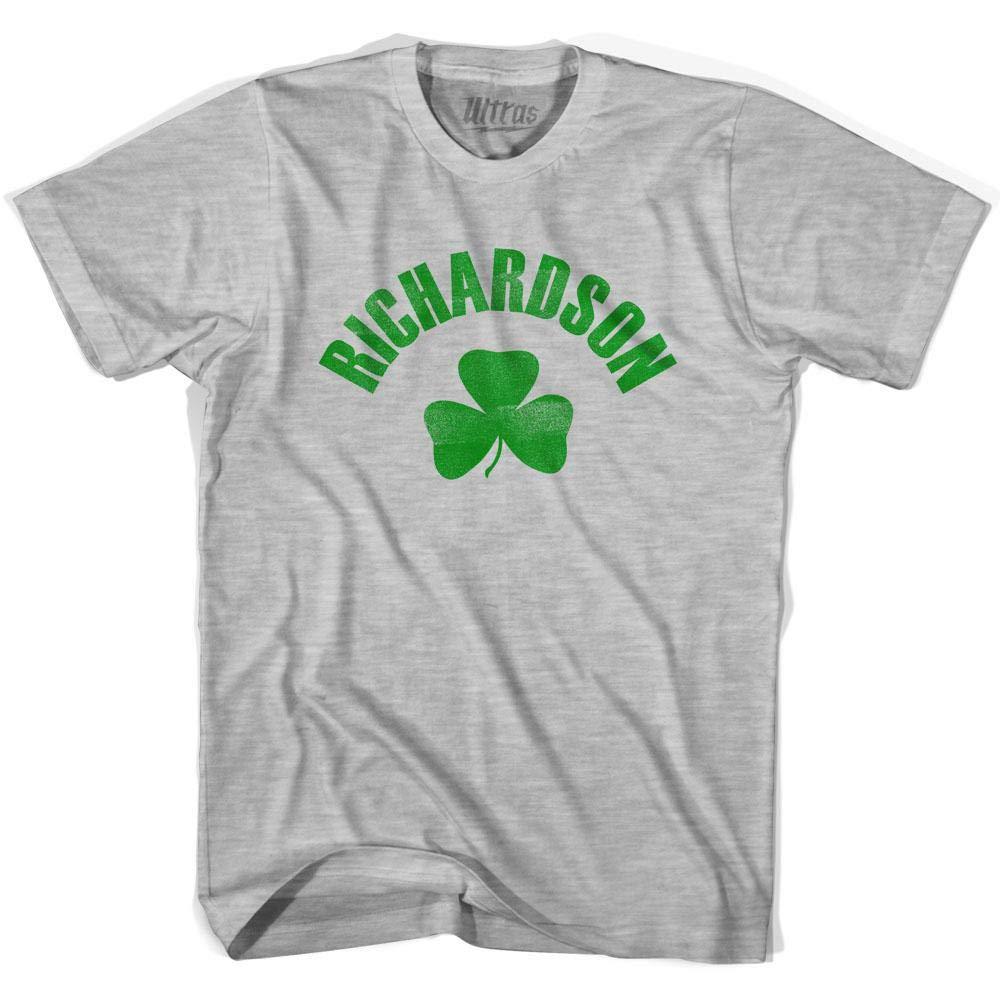 Ultras Richardson City Shamrock Womens Cotton T-Shirt