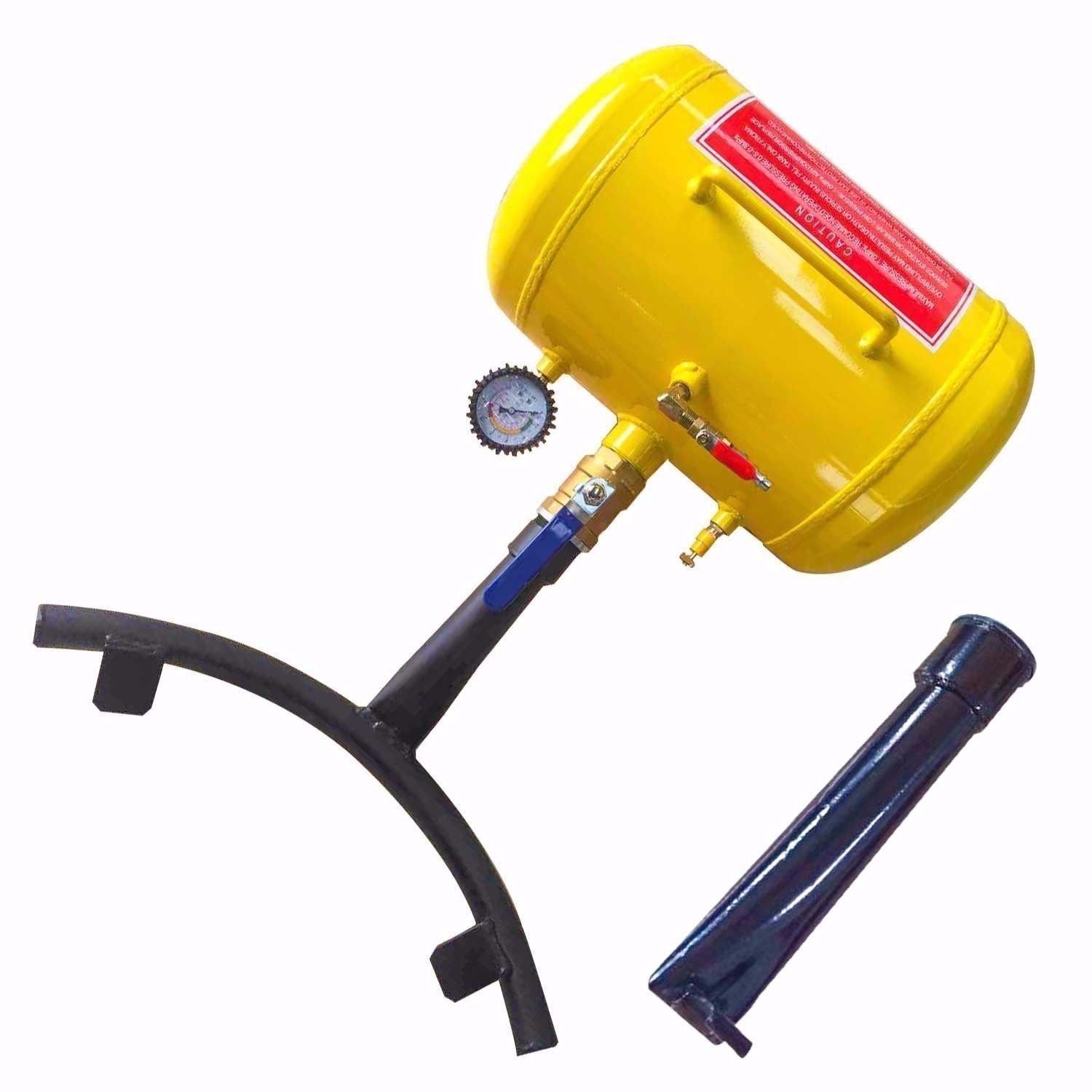 10 Gallon Air Bead Seater Tire Tool Blaster