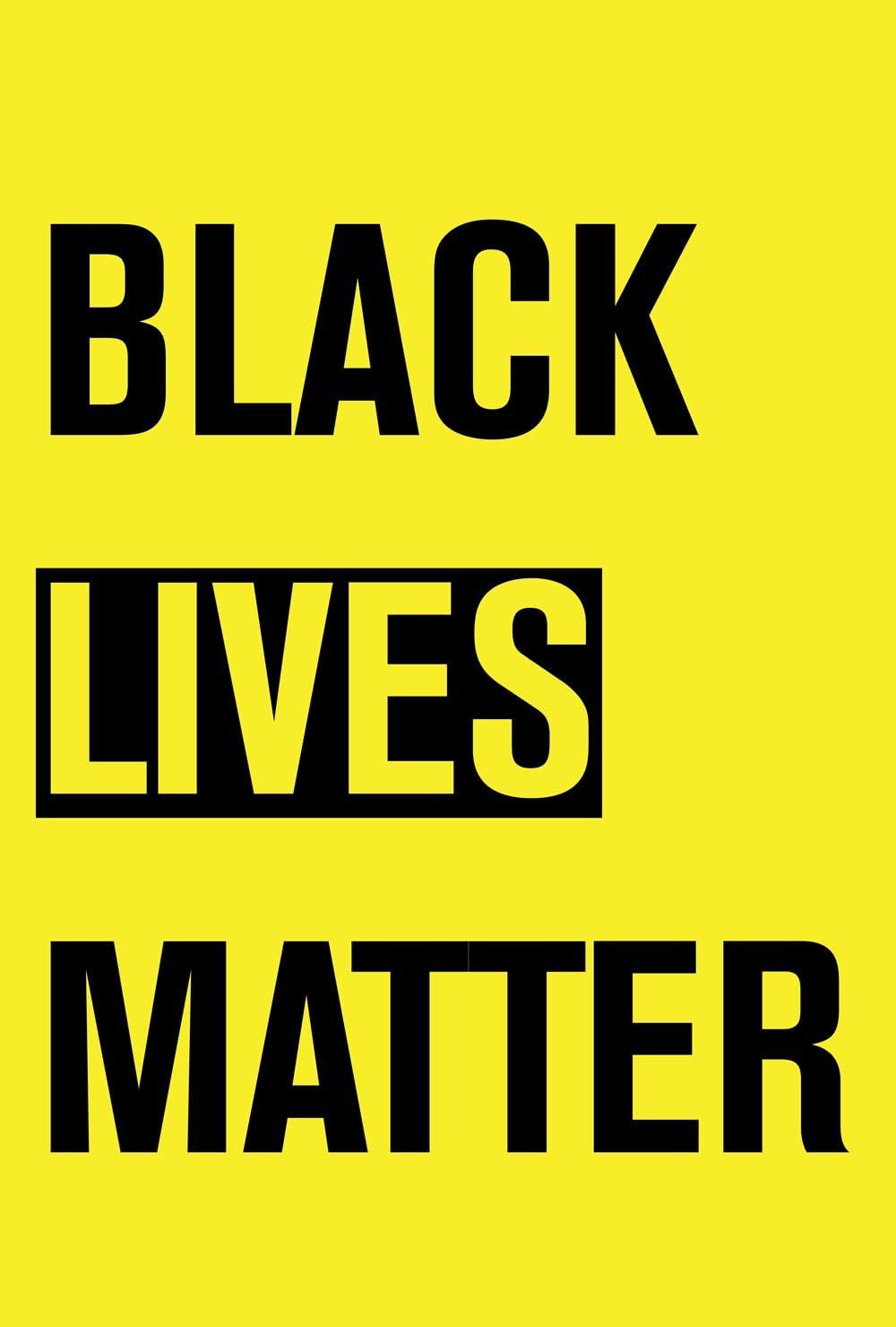 Toland Home Garden 1110870 Black Lives Matter Decorative USA Produced Garden Flag